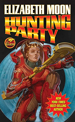 9780671721763: Hunting Party (Baen SF)