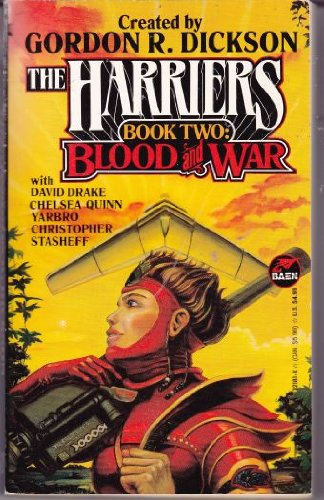 9780671721817: Blood and War (The Harriers, Book 2)