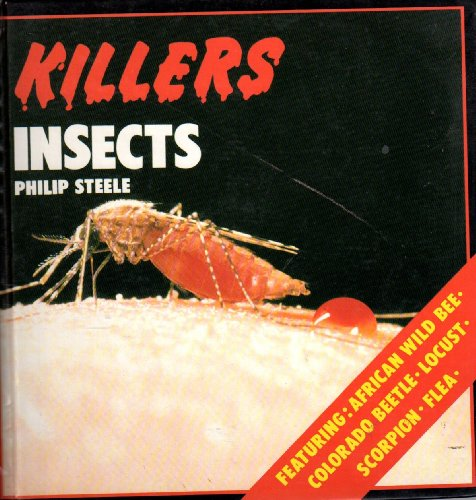Insects (Killers series) (0671722352) by Steele, Philip