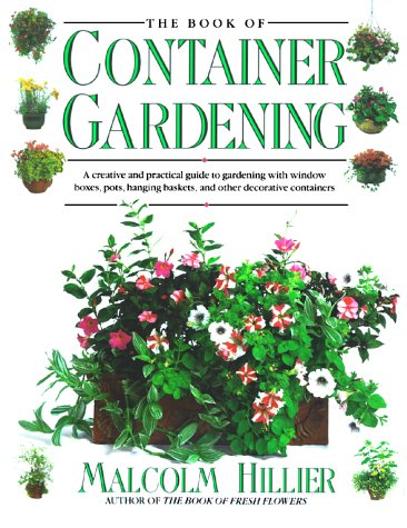 9780671722531: Book of Container Gardening