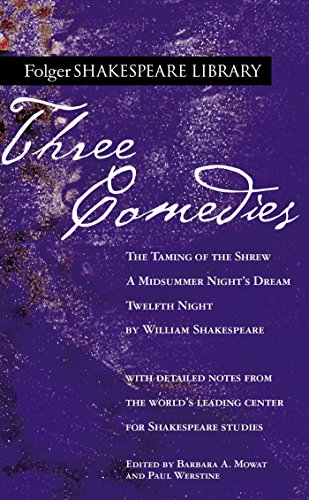 9780671722609: Three Comedies