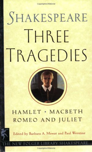 9780671722616: Three Tragedies