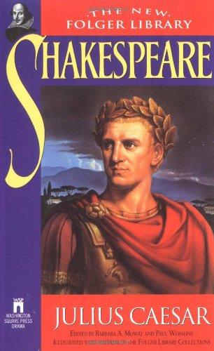 9780671722715: Julius Caesar (The New Folger Library Shakespeare)