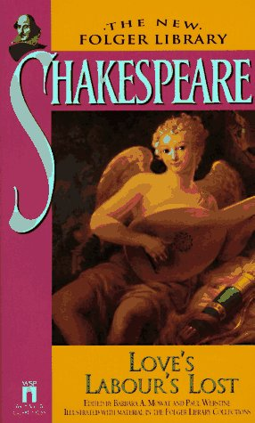 9780671722746: Love's Labor's Lost (New Folger Library Shakespeare)