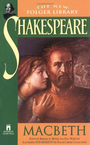 9780671722753: Macbeth (The New Folger Library)