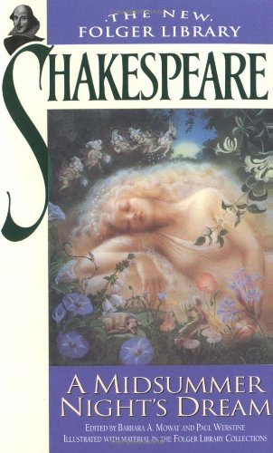 A Midsummer Nights Dream (Airmont Shakespeare Classics: Shakespeare, William