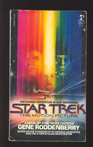 9780671723002: Star Trek: The Motion Picture (Star Trek Movie 1): Star Trek: The Motion Picture