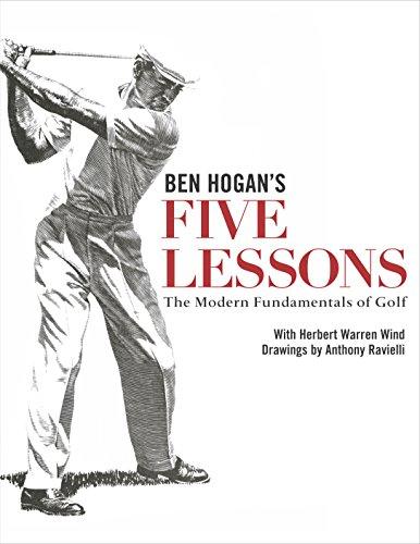 9780671723019: Ben Hogan's Five Lessons: The Modern Fundamentals of Golf