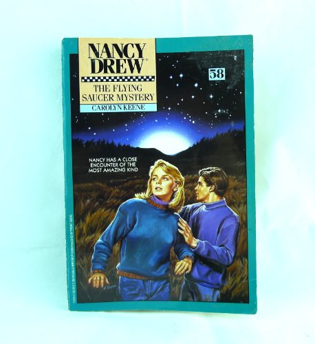 9780671723200: The Flying Saucer Mystery (Nancy Drew Mystery Stories #58)