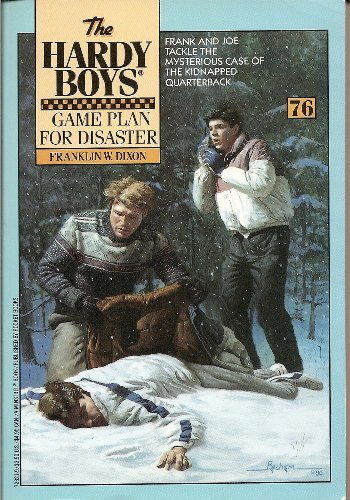 9780671723217: Game Plan for Disaster (The Hardy Boys)