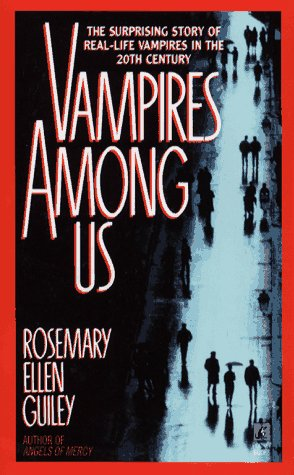 9780671723613: VAMPIRES AMONG US