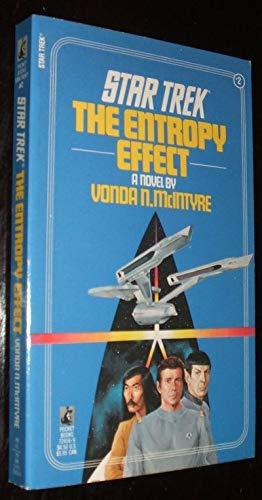 9780671724160: The Entropy Effect (Star Trek)