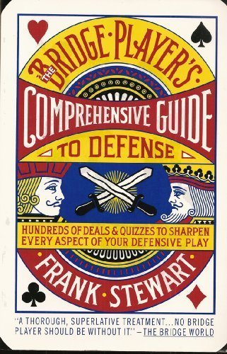 9780671724603: The Bridge Player's Comprehensive Guide to Defense
