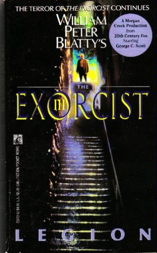 9780671724726: Legion (The Exorcist III)
