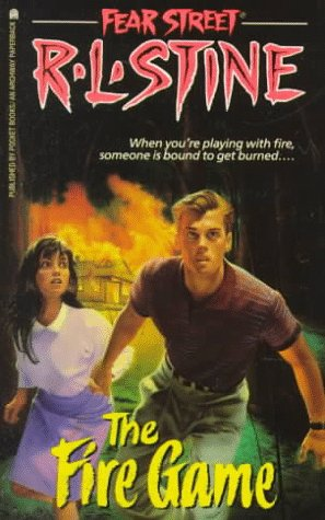 9780671724818: The Fire Game (Fear Street, No. 11)