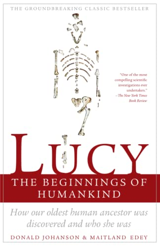 9780671724993: Lucy: The Beginnings of Humankind