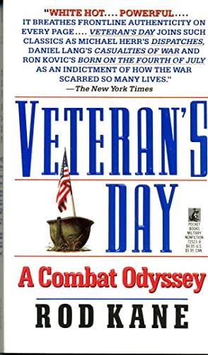 Veteran's Day: A Combat Odyssey: Kane, Rod