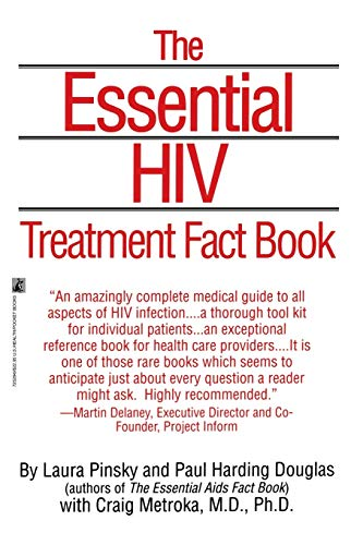 9780671725280: The Essential HIV Treatment Fact Book
