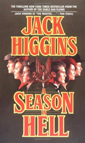 Season in Hell: Season in Hell: Higgins, Jack