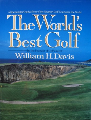9780671725556: World's Best Golf