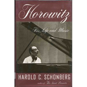 9780671725686: Horowitz: His Life and Music