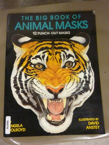9780671725808: BIG BOOK OF ANIMAL MASKS, THE