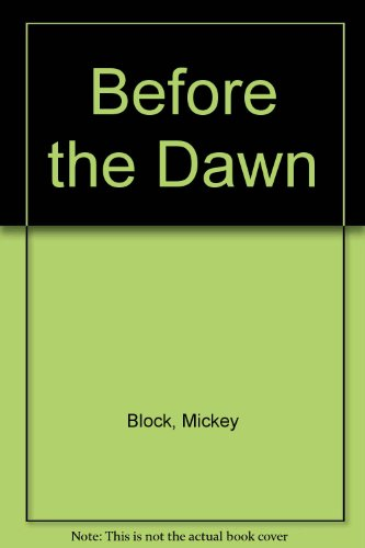 9780671726072: Before the Dawn