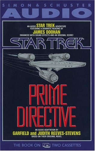Prime Directive - Audio Book on Tape