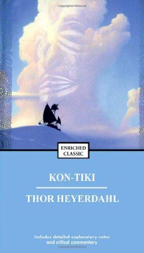 9780671726522: Kon-Tiki: Across the Pacific in a Raft