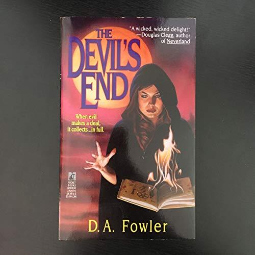 9780671726591: Devil's End