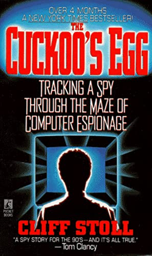 9780671726881: The Cuckoo's Egg: Tracking a Spy Through the Maze of Computer Espionage