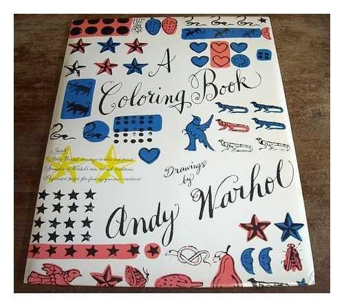 9780671727321: A Coloring Book