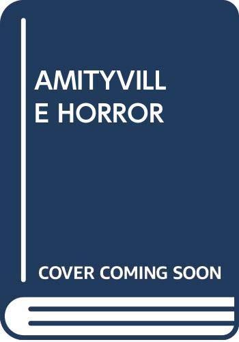 9780671727390: The Amityville Horror