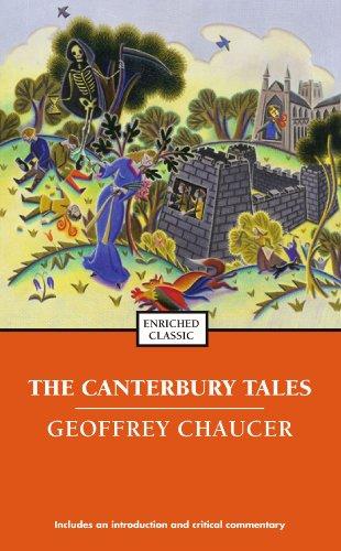 9780671727697: Canterbury Tales: 5 (Enriched Classics)