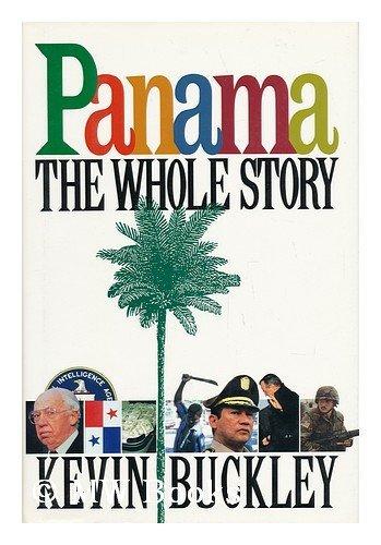 9780671727949: Panama: The Whole Story