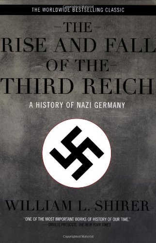 9780671728687: Rise and Fall of the Third Reich: A History of Nazi Germany