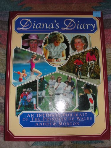 9780671728830: Diana's Diary: An Intimate Portrait of the Princess of Wales