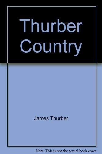 9780671729004: Thurber Country