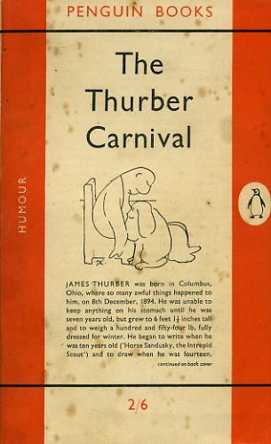 Thurber Country P: James thurber