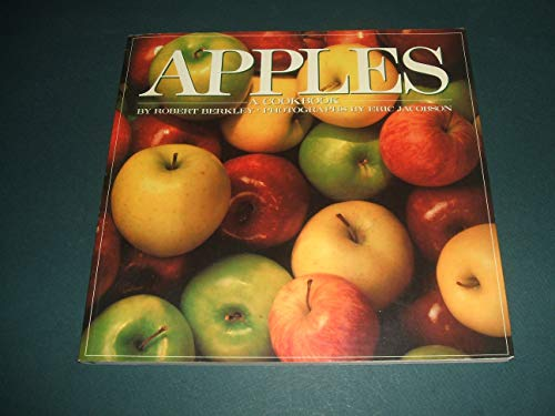 9780671729028: Apples: A Cookbook