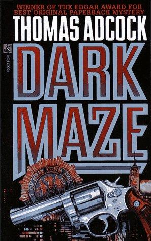 9780671729097: DARK MAZE (Neil Hockaday Mystery)