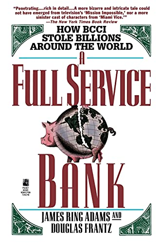 9780671729127: Full Service Bank (How Bcci Stole Billions Around the World)