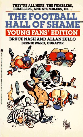 9780671729226: Football Hall of Shame: Young Fans' Edition: Football Hall of Shame: Young Fans' Edition