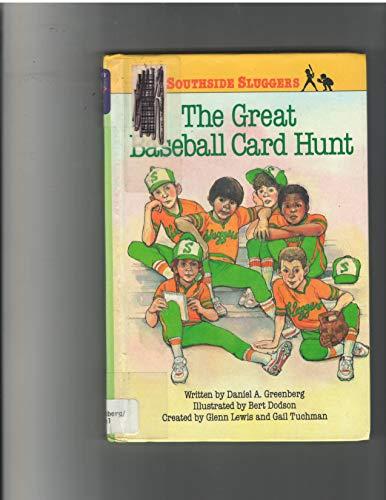 9780671729271: SOUTHSIDE SLUGGERS: GREAT BASEBALL CARD HUNT