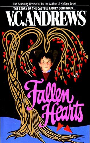 9780671729400: Fallen Hearts (Casteel Saga)