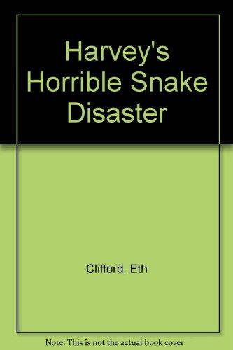 9780671729578: Harvey's Horrible Snake Disaster