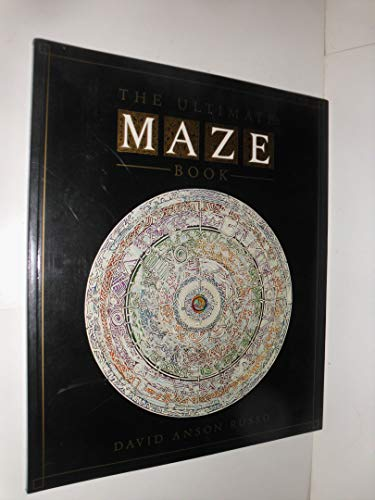 9780671730178: The Ultimate Maze Book