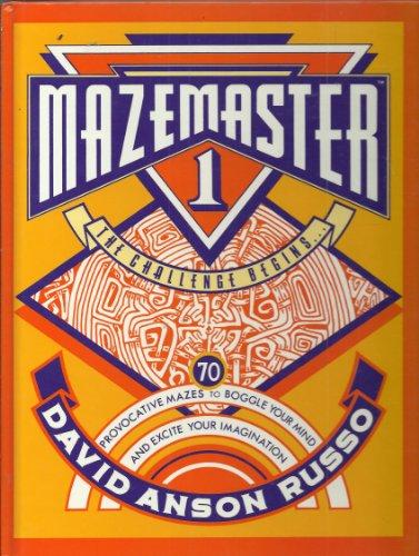 9780671730185: Mazemaster One
