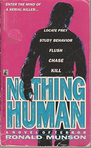 9780671730253: Nothing Human