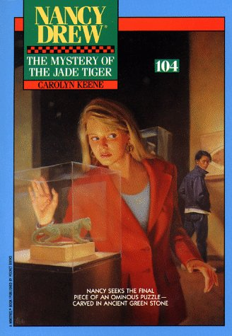 9780671730505: Mystery of the Jade Tiger (Nancy Drew 104): Mystery of the Jade Tiger